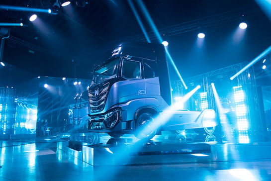 IVECO - CNH INDUSTRIAL