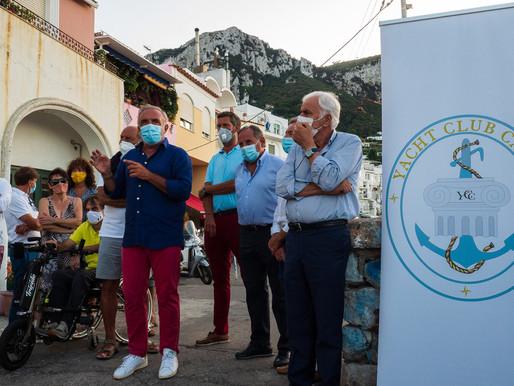 Achille D'Avanzo è il nuovo presidente dello Yacht Club Capri