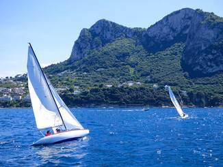 Corso vela per disabili - Capri - Yacht