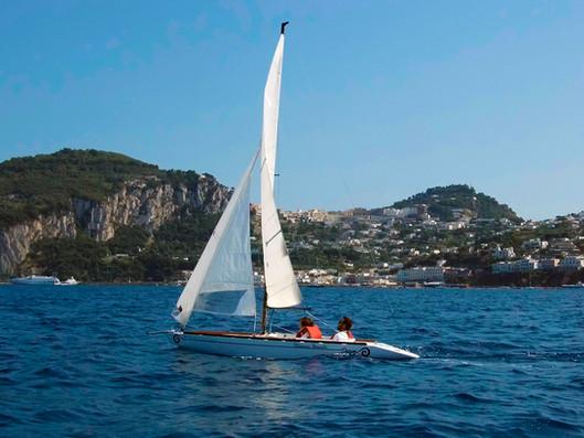 Corsi di Vela per disabili a Capri - Yac