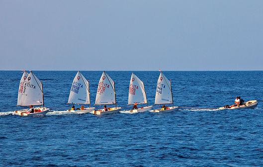 Scuola Vela Capri - Yacht Club Capri - 5