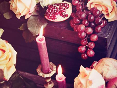 Dekorirajte svojo poroko s sadjem
