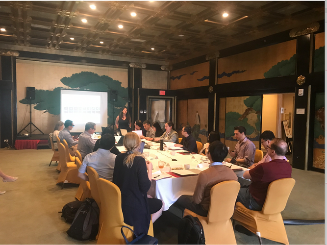 2020 Chinese-American #Kavli Frontiers of Science organization meeting
