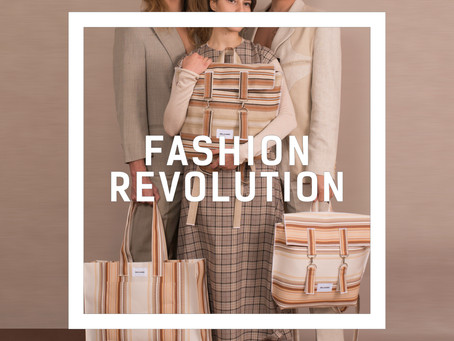 La Fashion Revolution Week par Jocelyn Delcasso