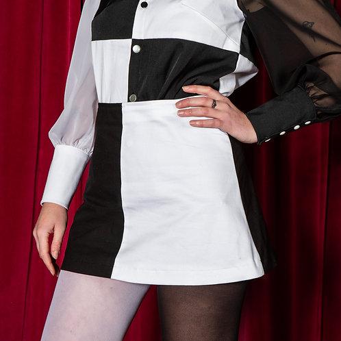 KERRIGAN Mod Mini Skirt