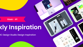 Weekly Design Inspiration by RC Design Studio