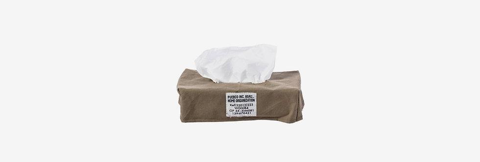 Puebco 雙層壓棉面紙套