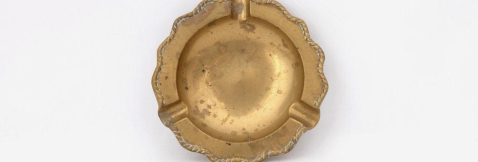 黃銅美式菸灰缸