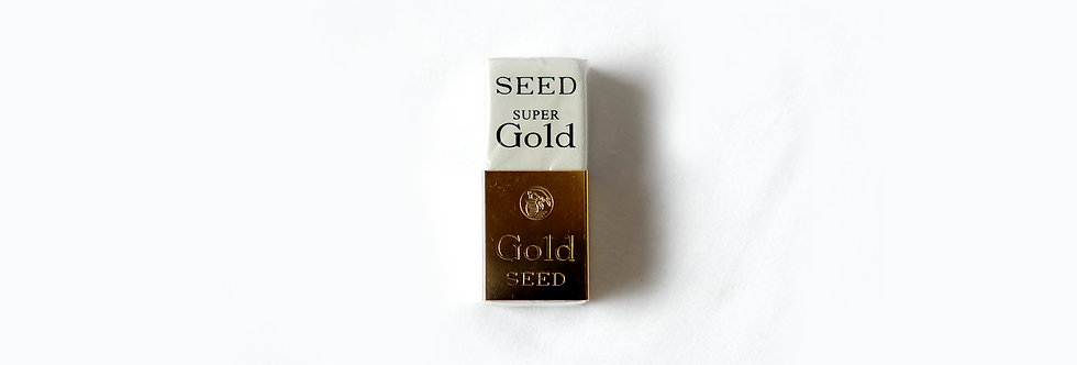 SEED Super Gold 橡皮擦