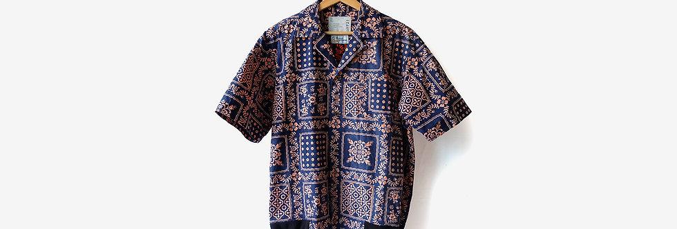 Sacai x Reyn Spooner 聯名日本製夏威夷襯衫