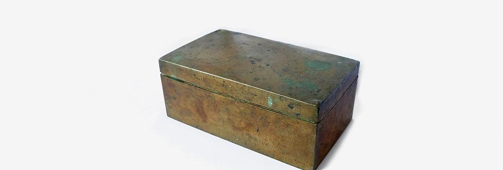 黃銅貯存盒