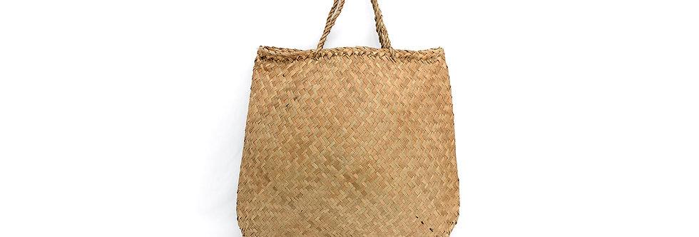 越南傳統藺草購物袋 (大)