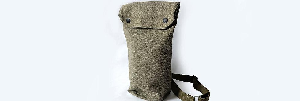 瑞士胡椒鹽軍用面具包