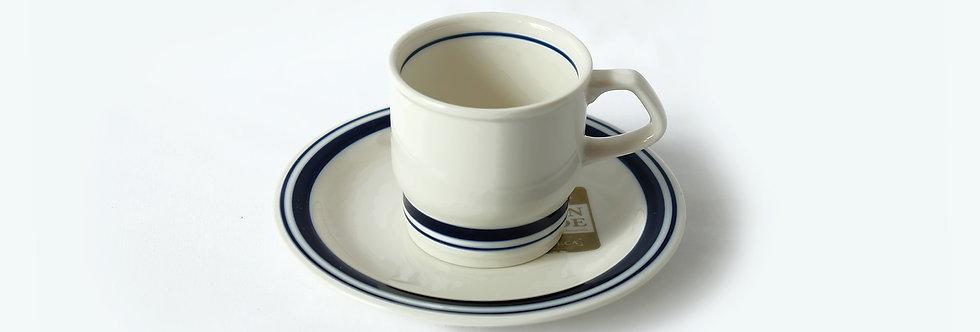 日本 TRIBECA 多治見燒咖啡杯組