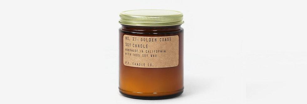 P.F. Candle Co. 香氛蠟燭 21 (黃金海岸)