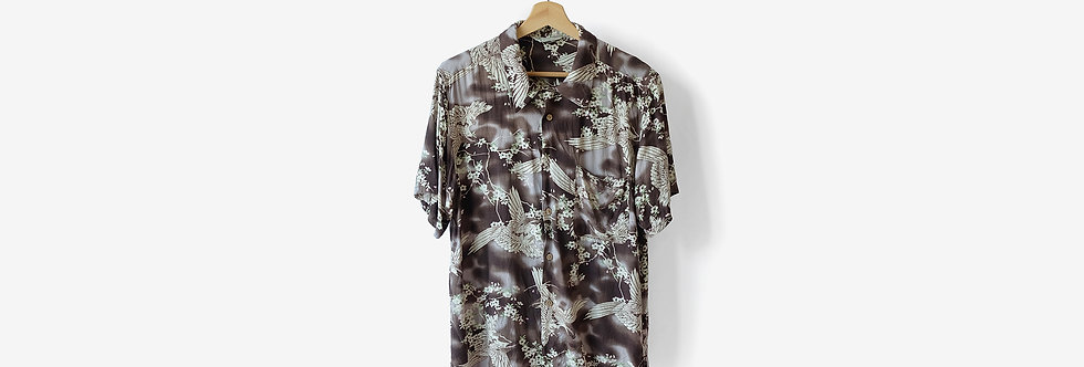 Originals 和柄圖案夏威夷襯衫