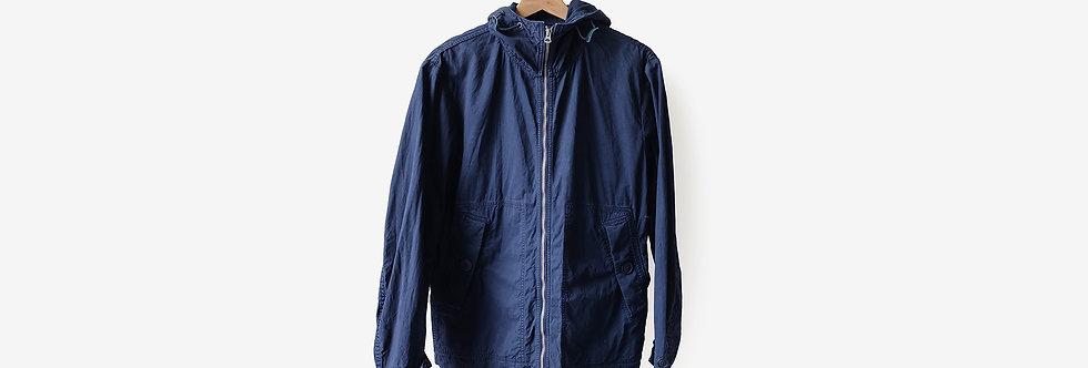 Omnigod 日本岡山製藍染防風外套