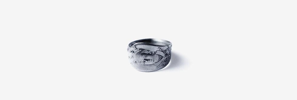 1893年世界博覽會紀念湯匙戒指