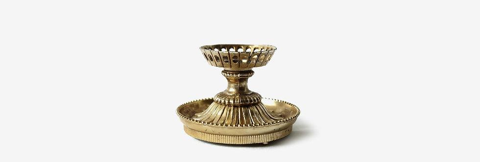 美國製Villy黃銅燭臺