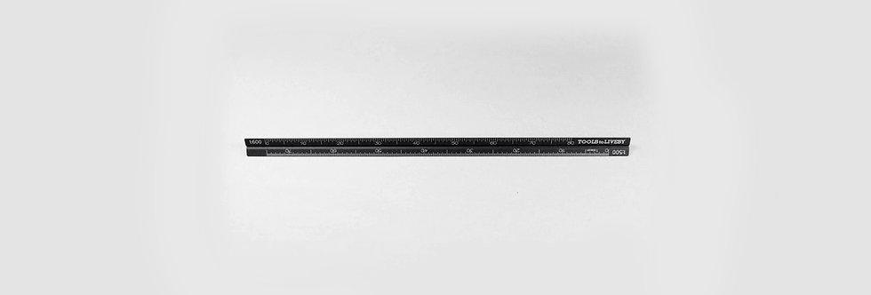 Tools to Liveby 鋁製比例尺
