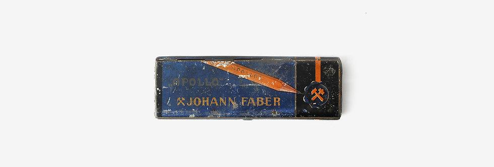 德國Johann Faber古鐵筆盒