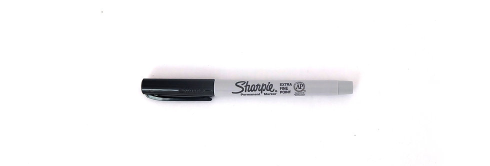 Sharpie Extra Fine Point Marker 特細字麥克筆
