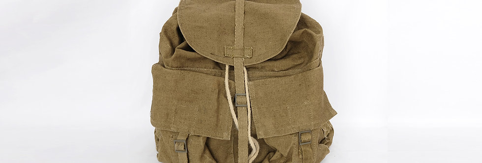 捷克M60 Rucksack麻布背包