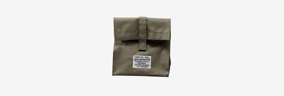 Puebco 雙層壓棉捲式收納袋