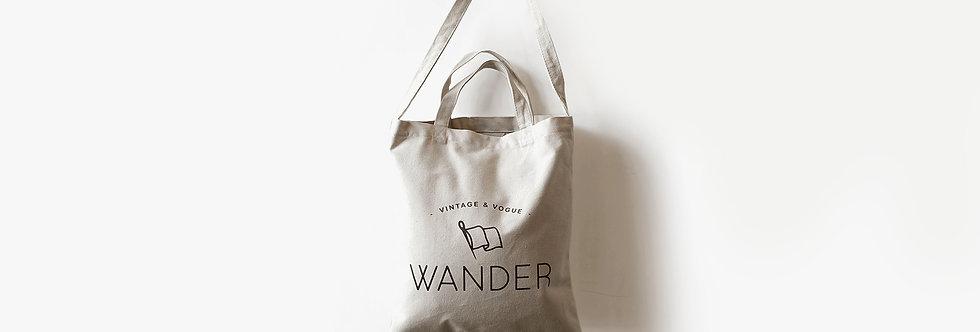 WANDER 16oz重磅兩用帆布包