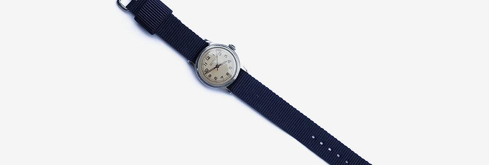 CROTON Aquamedico 瑞士製二戰醫生機械腕錶