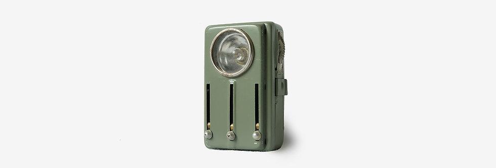 保加利亞三色軍用信號燈