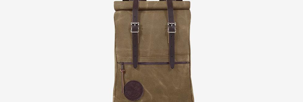 Duluth Pack 童軍防水蠟上捲式背包