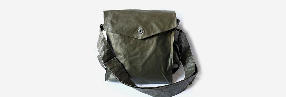 [Vintage] 東德NVA軍隊防毒面具包
