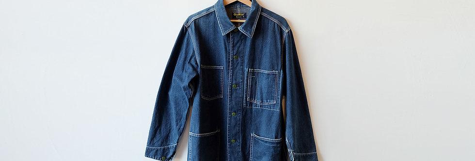 [Vintage] OshKosh 工裝丹寧外套