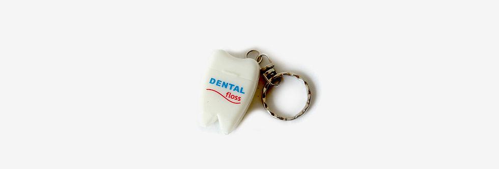 Dulton 牙線鑰匙圈