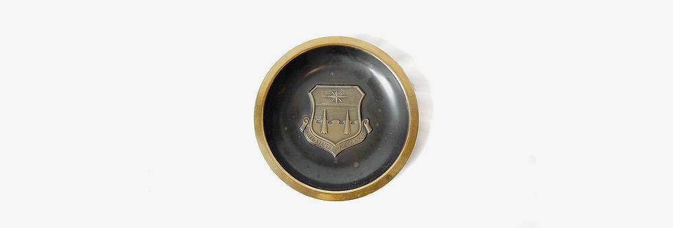 美國空軍黃銅紀念盤