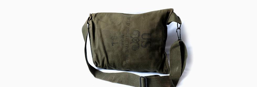 美軍M9A1防毒面具隨身包