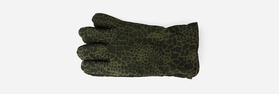 [Vintage] 波蘭美洲獅偽裝迷彩手套