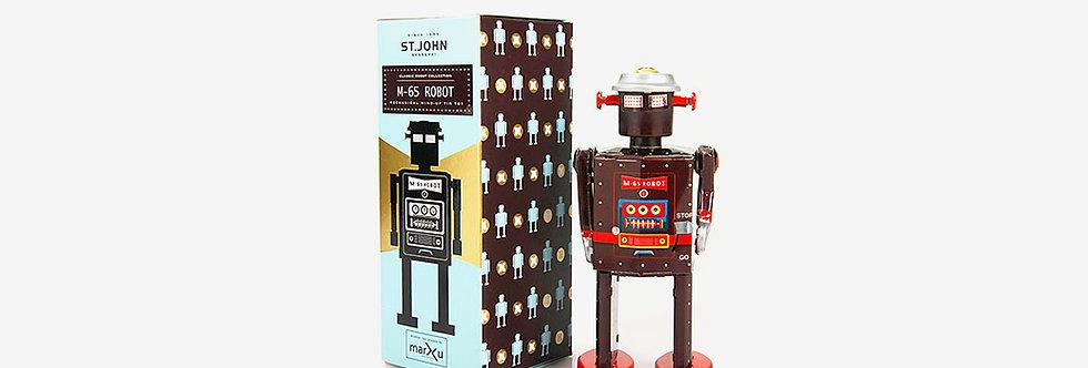 Saint John 鐵皮玩具 - M-65機器人