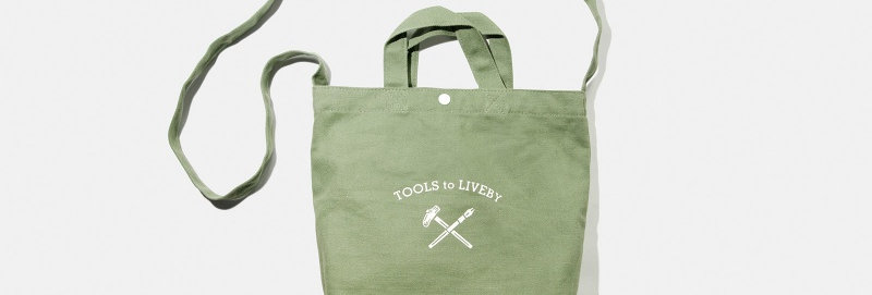 Tools to Liveby 隨行袋