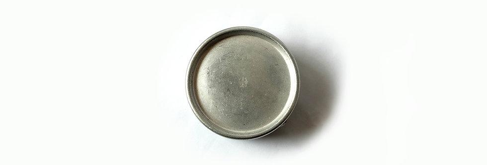 德國陸軍60's密封奶油鋁罐