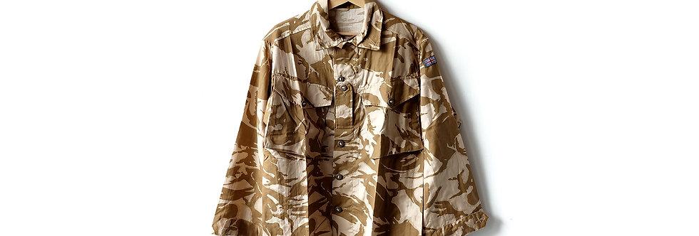 英軍 CS95 沙漠迷彩薄外套