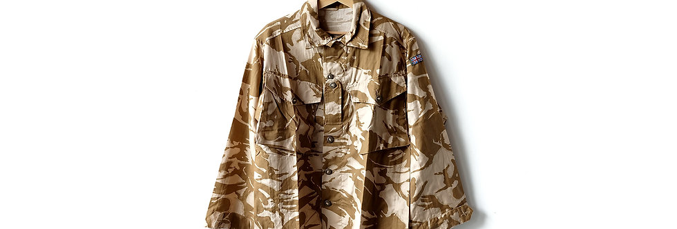 [Vintage] 英軍 CS95 沙漠迷彩薄外套
