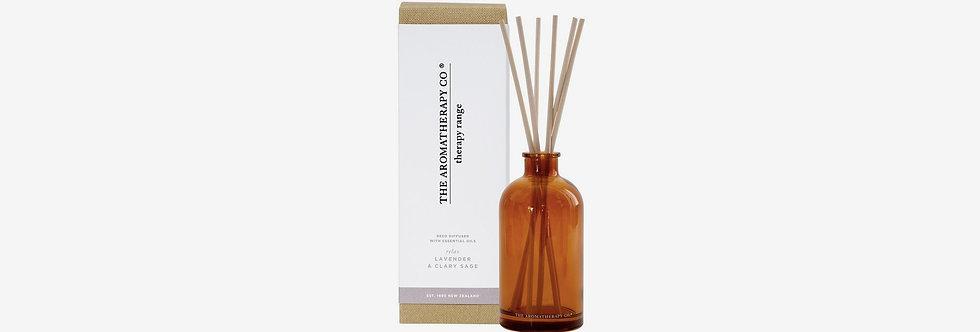 The Aromatherapy Co. 放鬆身心擴香瓶 - 鼠尾薰衣草