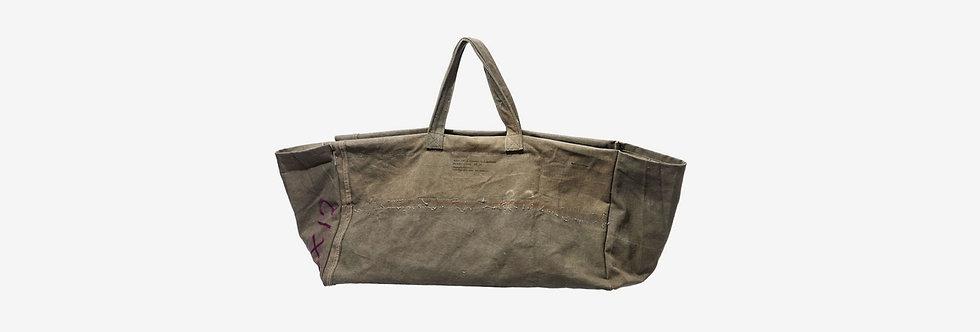 Puebco 舊帳篷布旅行提袋