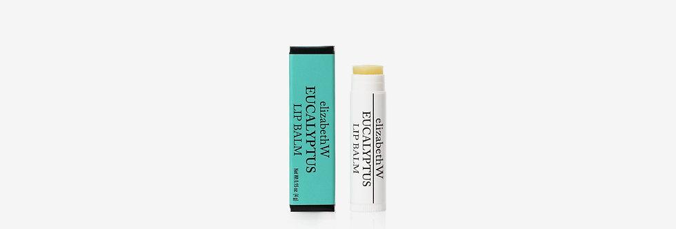 ElizabethW 桉樹護唇膏