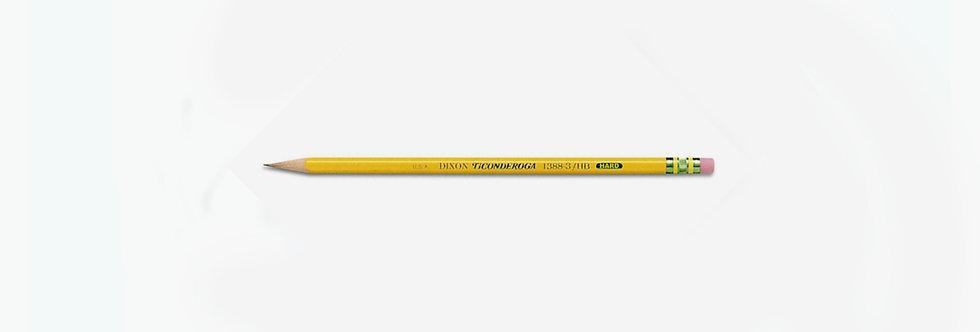 Dixon Ticonderoga 香雪松木鉛筆
