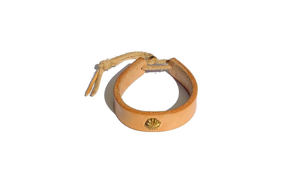 菊千代皮革手環