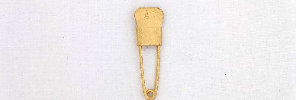 美軍黃銅洗衣別針