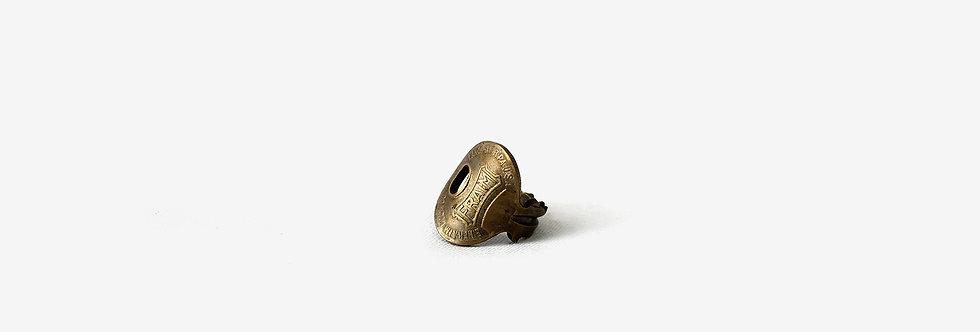 美國老鑰匙改製戒指